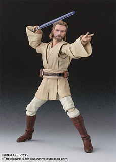S.H.Figuarts【歐比王.肯諾比】星際大戰二部曲:複製人全面進攻 Obi-Wan Kenobi