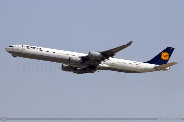 Lufthansa - Airbus 340-642 - D-AIHA