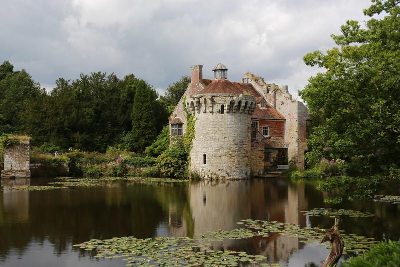 Castillo de Scotney