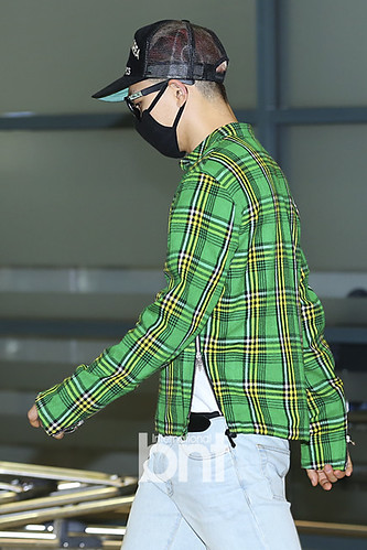 Big Bang - Incheon Airport - 15jun2015 - BNT - 05