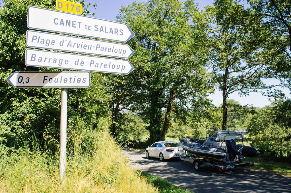 Arvieu, smart village en Aveyron - Carnet de voyage en France