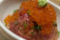 大盛り牛トロいくら丼 USHIHACHI Kiba 38