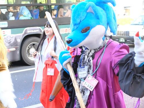 Kawasaki Halloween parade 2014 122