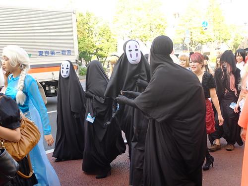 Kawasaki Halloween parade 2014 165