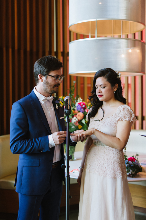 Celine Kim Photography Mildreds Temple Kitchen intimate colorful restaurant wedding Toronto wedding photographer-74
