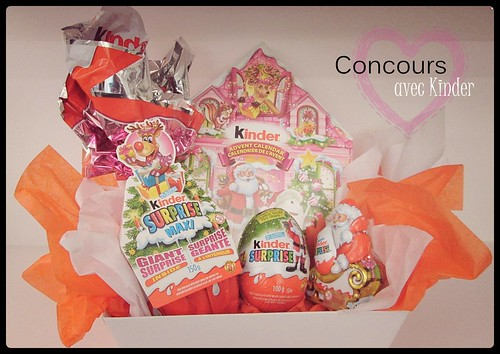 concours Kinder canada