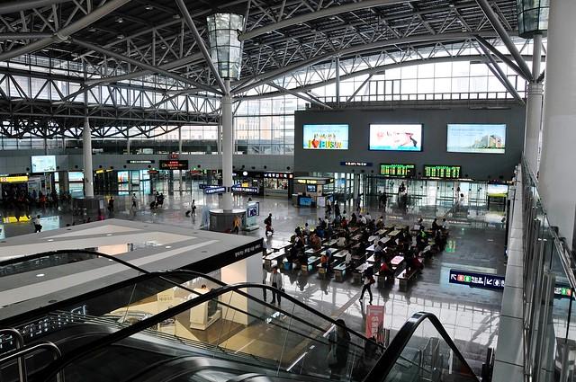 Busan train station