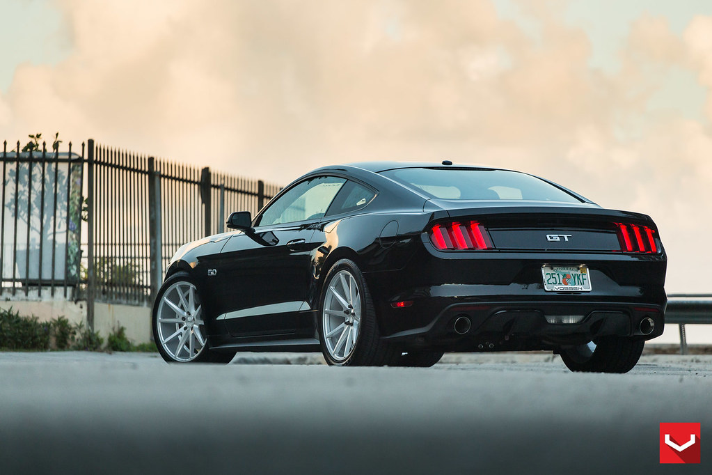 ford mustang vossen wheels - photo #16