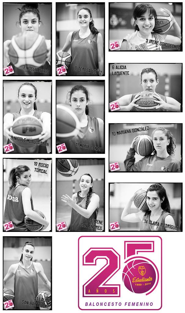 Estudiantes LF2 2014-2015