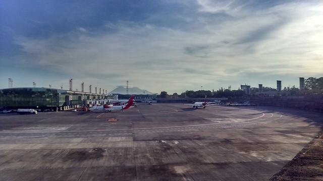 La Aurora Airport
