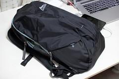 グレゴリースケッチ22 レビュー|MacBook Pro 15インチを持ち歩くためのリュック