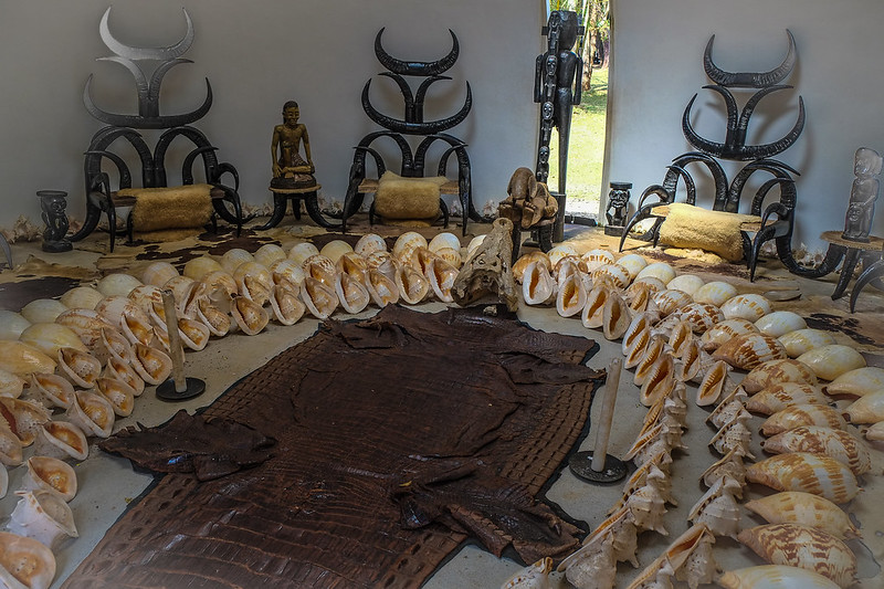 Baan Daum/Black House, Chiang Rai