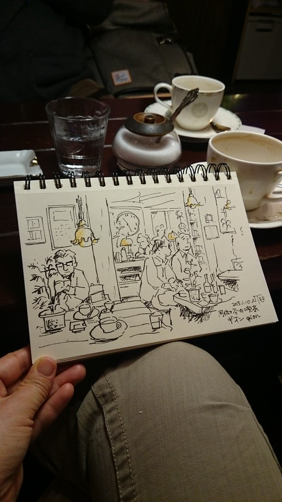 阿佐ヶ谷 喫茶gion