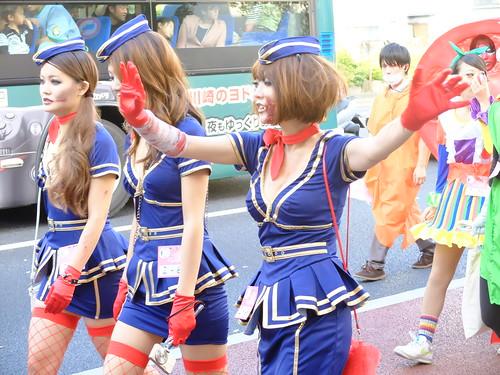 Kawasaki Halloween parade 2014 147