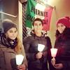 I ragazzi di Casale Monferrato in piazza per chiedere #giustizia #eternit