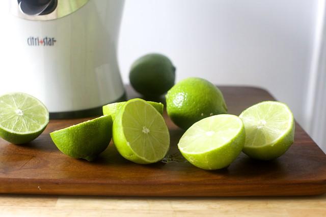 limes, not key