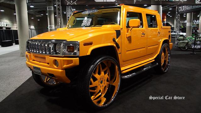 Forgiato custom Hummer