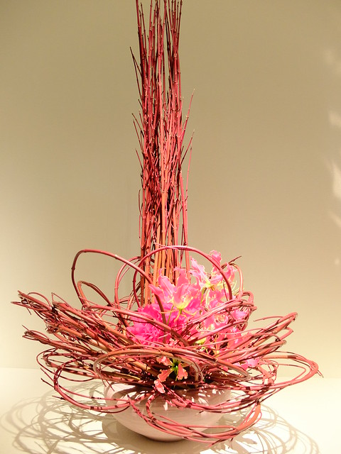 Kasen Yoshida The 96th Sogetsu Annual Exhibition 2014 Autumn 16