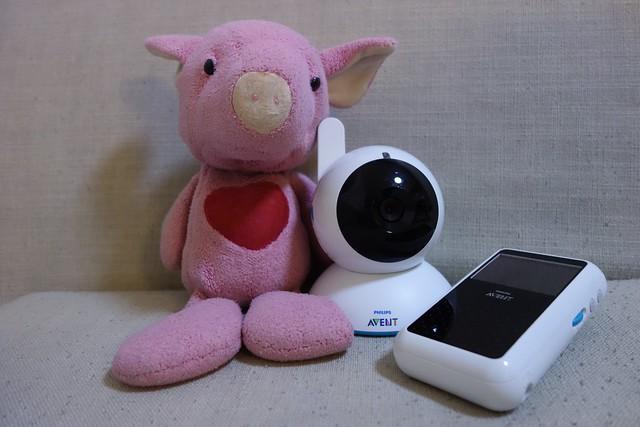Philip Avent Baby monitor!