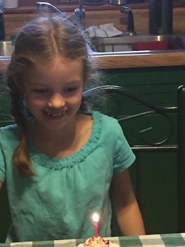 Della's 7th Birthday