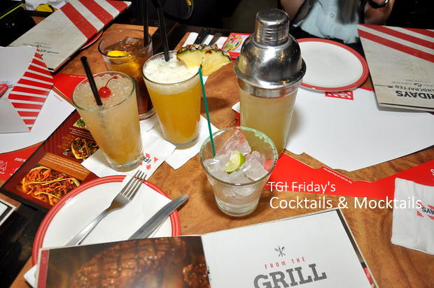 TGI Friday's Celebrates 20th Anniversary  9