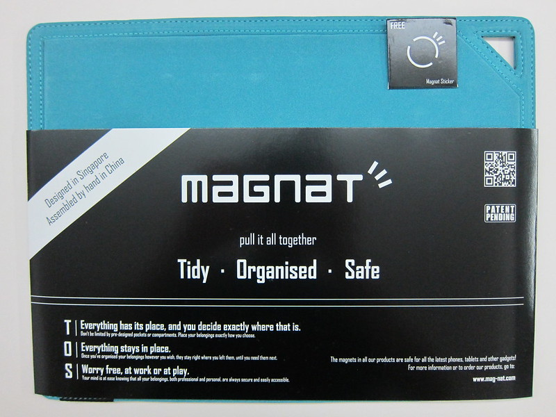 Magnat Board - Packaging Front