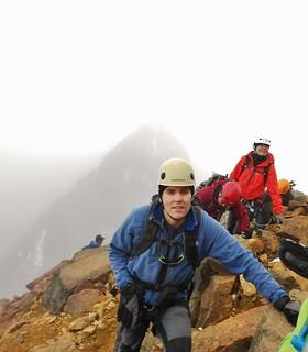 Tilden Climbing Iliniza Norte