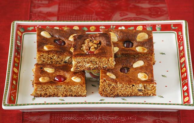 Honigkuchen - Pastelitos de  miel
