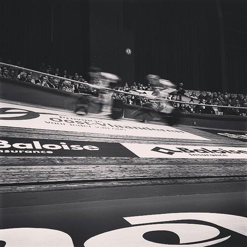 #need for #speed in #track #racing #blackandwhite #ghent #gent #visitgent #bike #igbelgium #zesdaagse