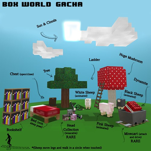 Box-World Gacha