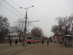 Samara tram 2014