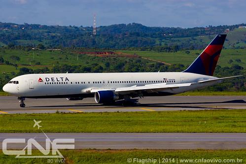 Boeing 767-300 Delta Airlines N109DN
