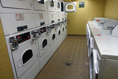 vehicle(0.0), room(1.0), laundry room(1.0), interior design(1.0), laundry(1.0),