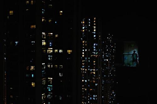 Hong Kong, Starry Night