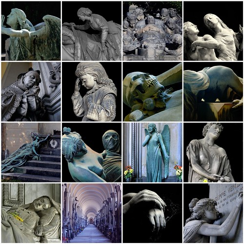 A selection of my images: cemeteries 1