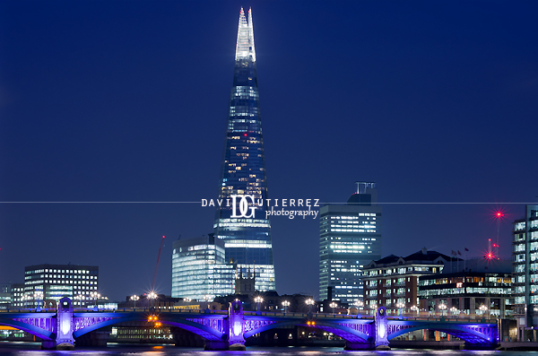 The Shard, London - David Gutierrez Photography, London Photographer