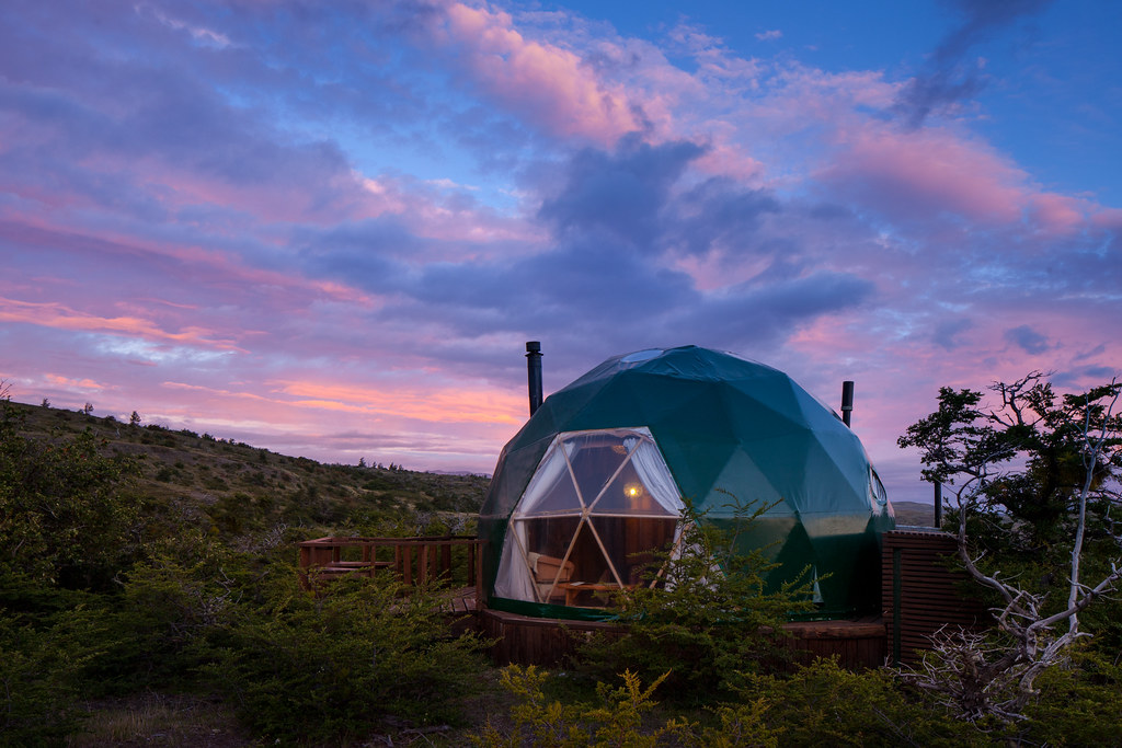 how to get to ecocamp patagonia