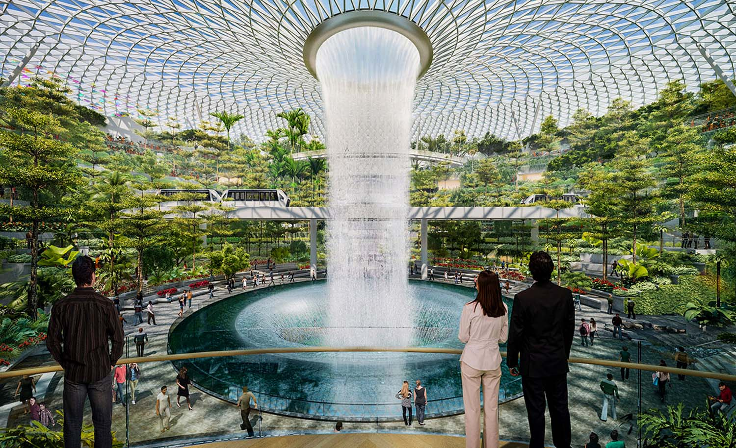 mm_Jewel Changi Airport design by Safdie Architects_04