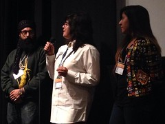 3rd i Films posted a photo:With Nisha Sembi, Reena Karia and Mandeep Sethi