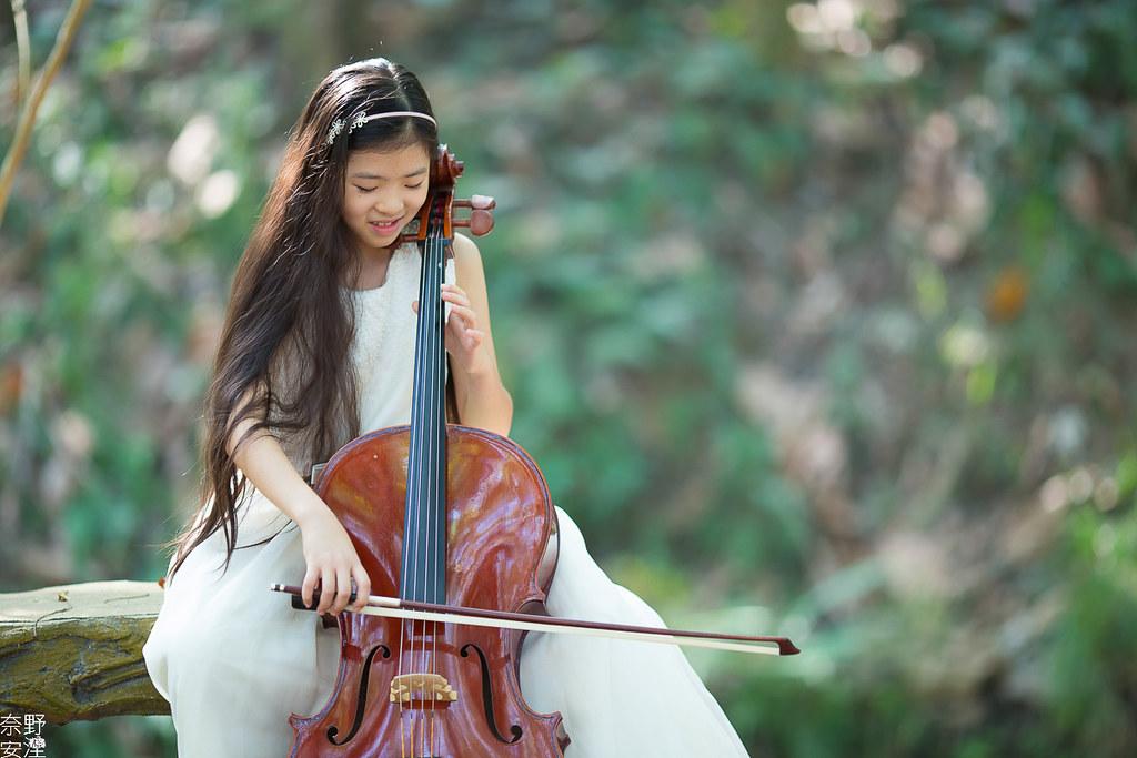台南兒童寫真 | 清晨的走馬瀨農場,好美 27