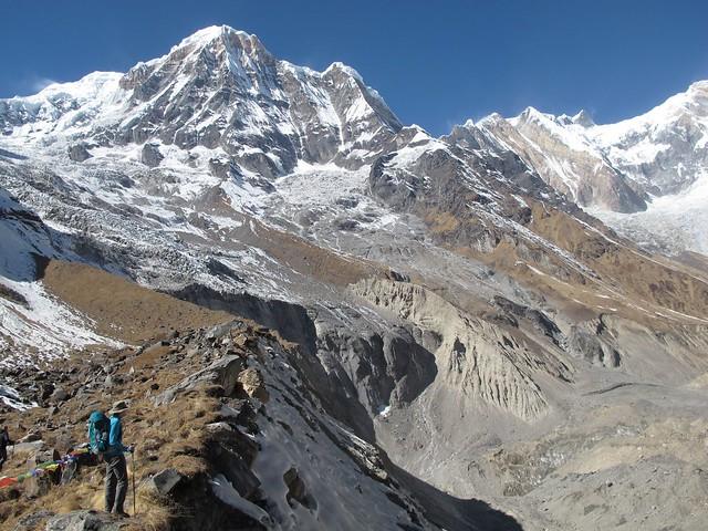 Annapurna Sanctuary Trek: Day 9 MBC to ABCM