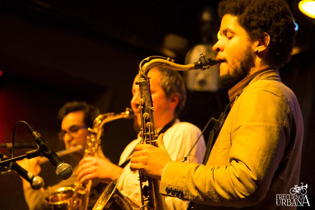 Sinouj frecuencia urbana for Conciertos jazz madrid