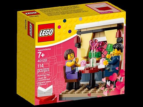 LEGO Seasonal 40120 Box
