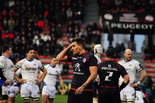 Toulouse 18 Bath 35 18th Jan 2015