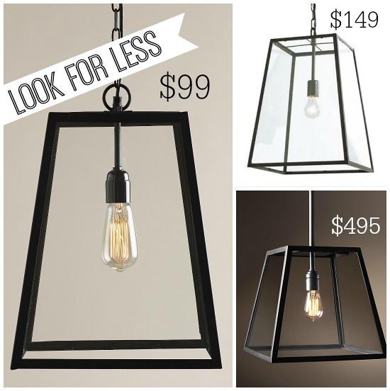 Hi Sugarplum | Look for Less Lantern Pendants