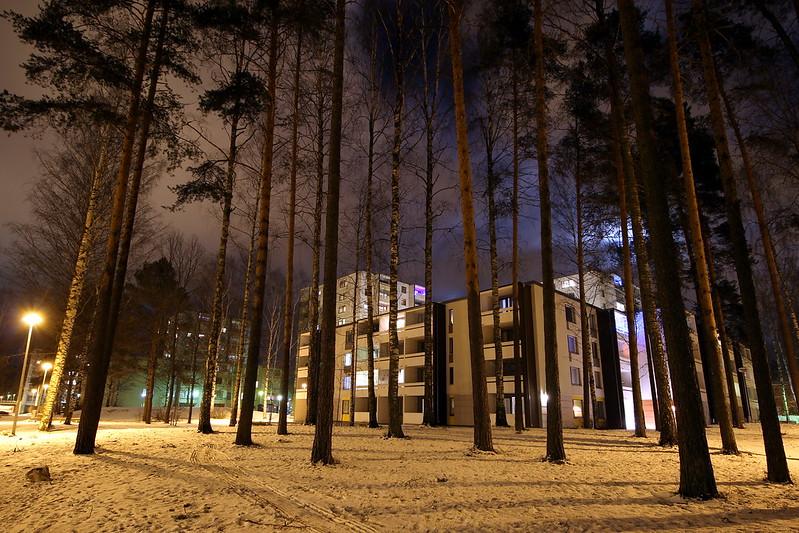 Vantaa suburbs