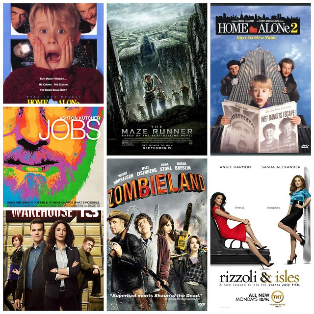 Films en series januari 2015