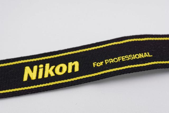 Nikon Super Wide Strap