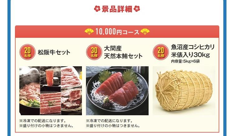 電子マネー_nanaco_【公式サイト】_:_nanaco今年もよろしく!キャンペーン_10000円コース