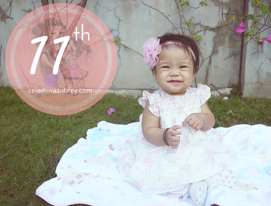 Skye 11th month bday